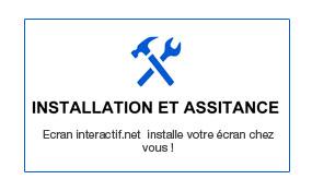 Installation et assistance