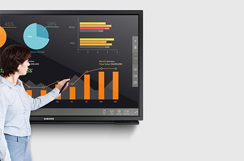 Le logiciel de Samsung pour la formation