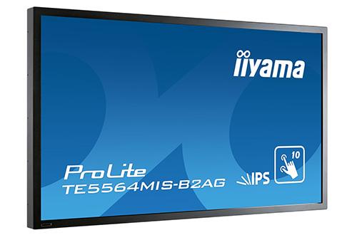 Les écrans interactif Iiyama sont pratiques à la fois pour l'environnement scolaire et d'entreprise