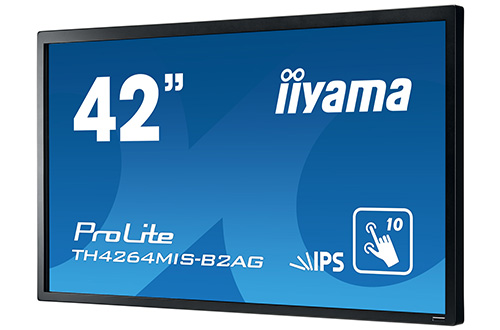 Les plus petits écrans interactifs ont un taille de 40 à 50 pouces