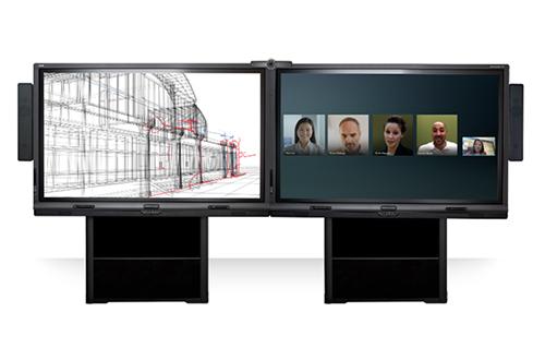 Les écrans interactifs connectés permettent d'aller encore plus loin dans la collaboration et la formation