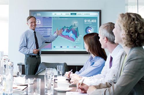 Les écrans interactifs tactiles de la marque Samsung sont de très bonne qualité