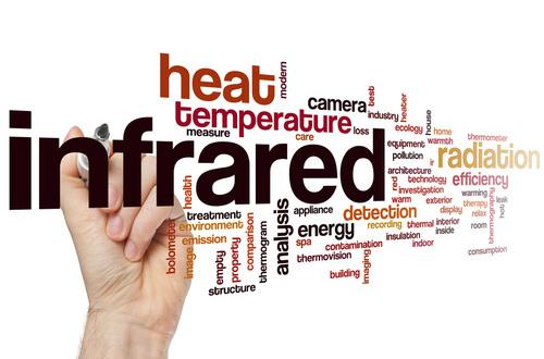 La technologie infrarouge est toujours très utilisée aujourd'hui