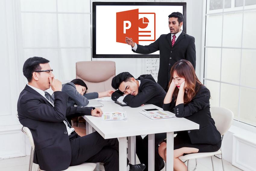 Présentation avec powerpoint
