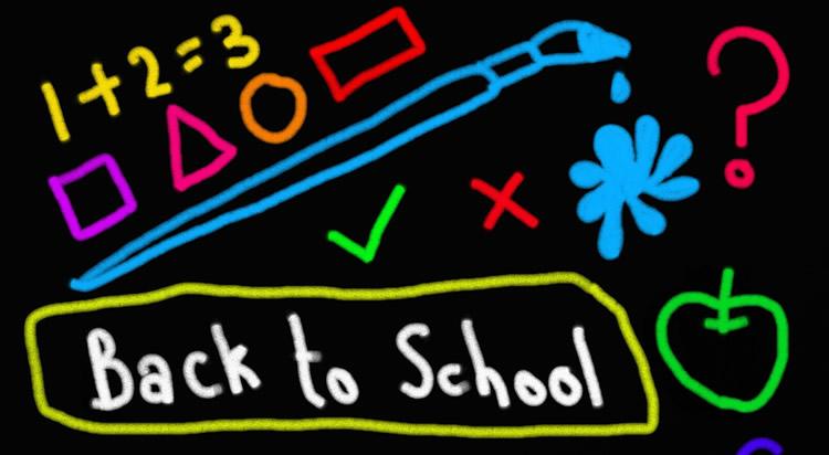 retour en classe écoles élementaires
