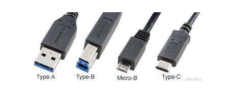 Type prise USB