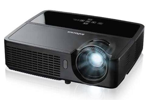 Le vidéoprojecteur d'InFocus a été développé dans les années fastes de cette technologie